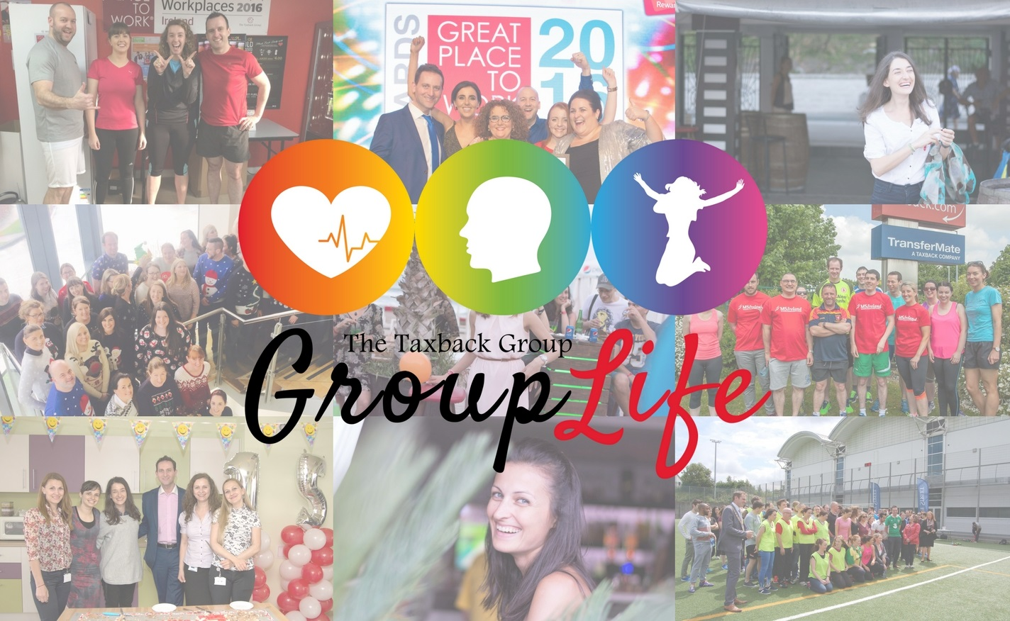 GroupLife @ The Taxback Group
