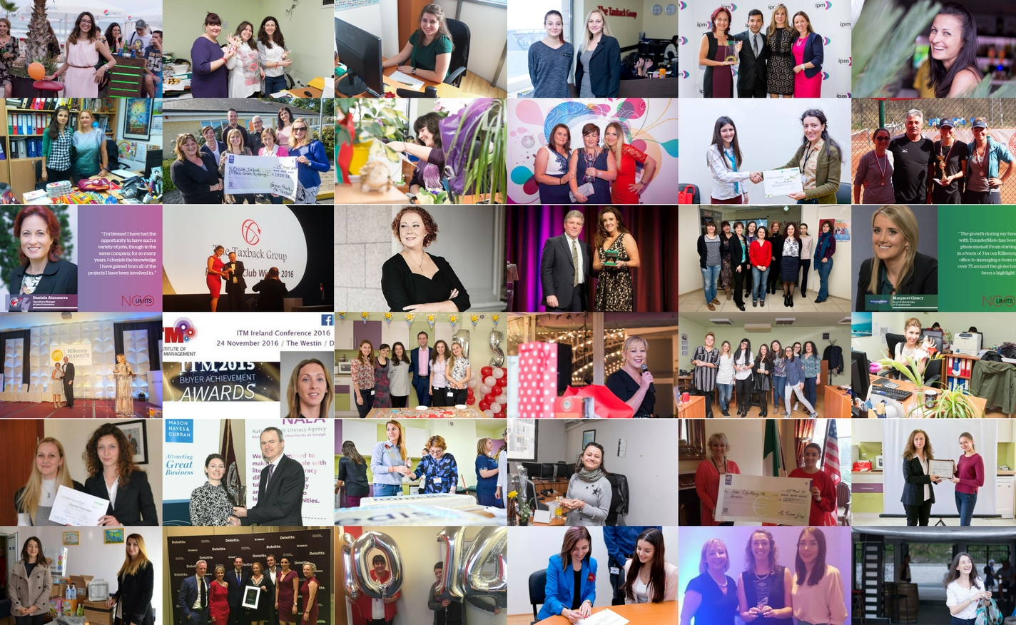 The Amazing Women of The Taxback Group