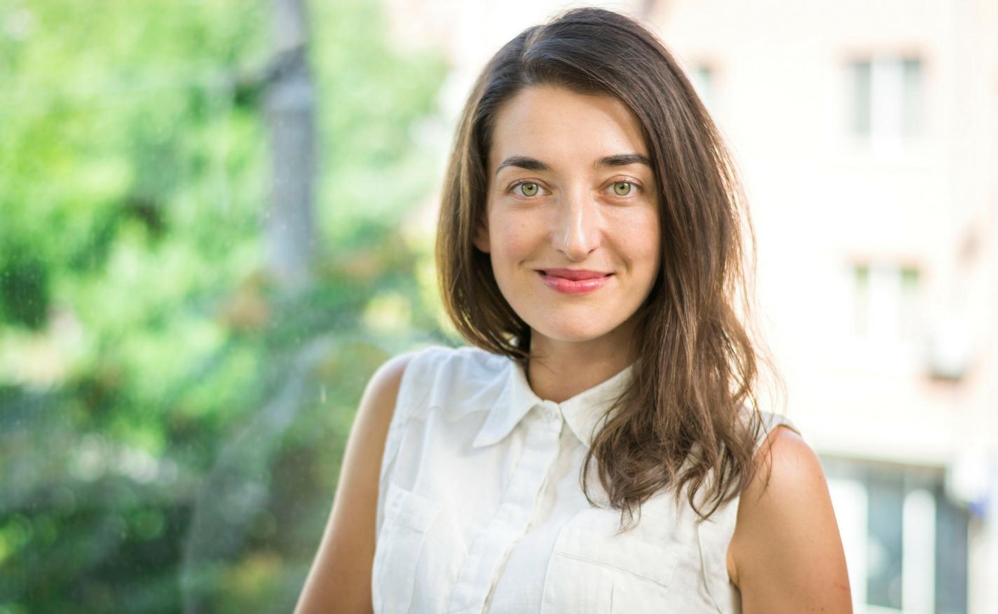 HR Interview - Kristina Ilieva